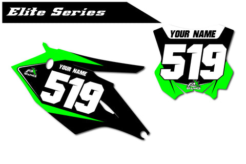 Kawasaki Elite Series Backgrounds