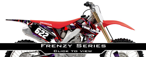 Honda Frenzy Graphic Kit