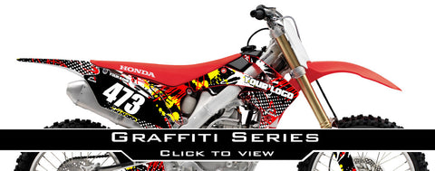 Honda Graffiti Graphic Kit
