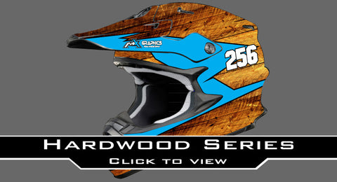 Hardwood Series Helmet Wrap