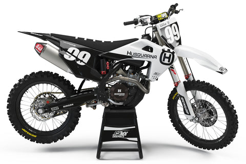 Husqvarna MX 25 Graphic Kit