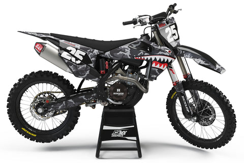Husqvarna Camo 2.0 Graphic Kit