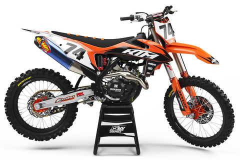 KTM Factory Graphic Kit