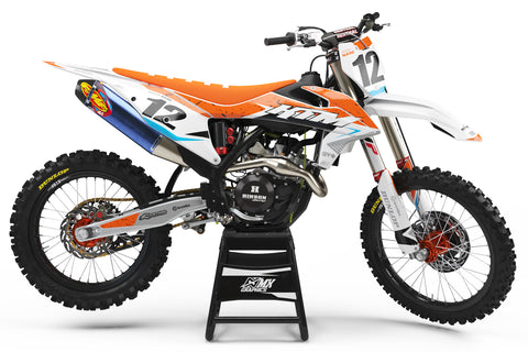 KTM MX16 Graphic Kit