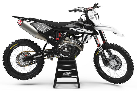 KTM MX20 Graphic Kit