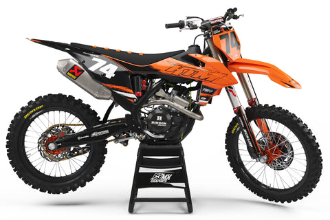 KTM MX25 Graphic Kit