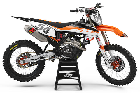 KTM MX26 Graphic Kit