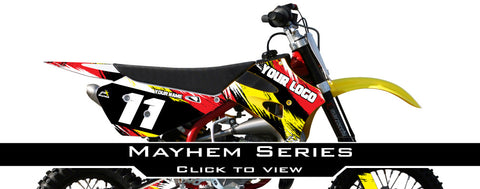Cobra Mayhem Graphic Kit
