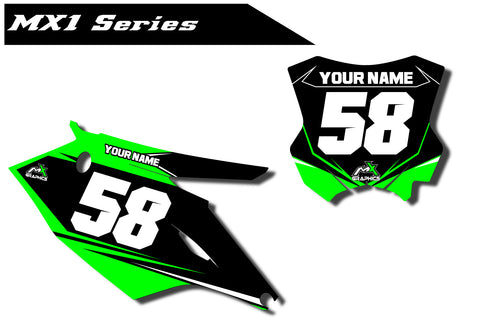 Kawasaki MX1 Backgrounds