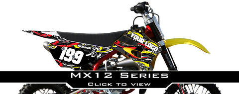 Cobra MX12 Graphic Kit