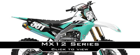 Yamaha MX12 Graphic Kit