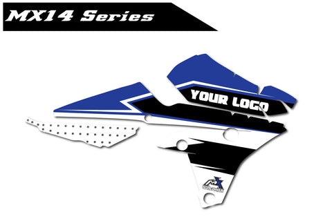 Yamaha MX14 Shroud Graphics