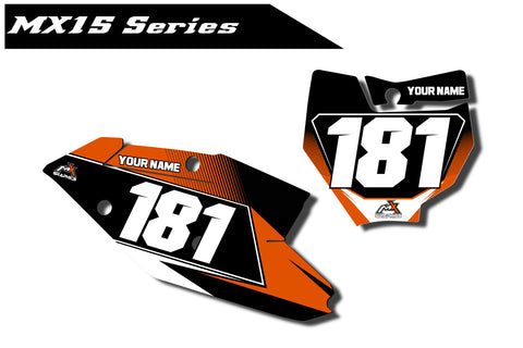 KTM MX15 Backgrounds