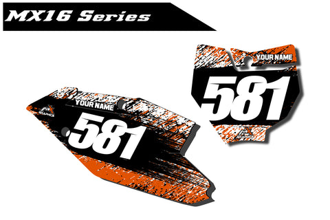 KTM MX16 Backgrounds