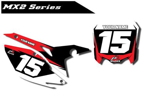 Honda MX2 Backgrounds