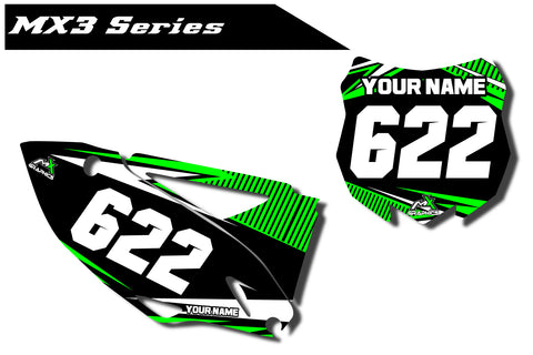 Kawasaki MX3 Backgrounds