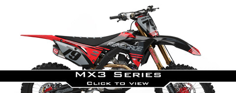 Honda MX3 Graphic Kit