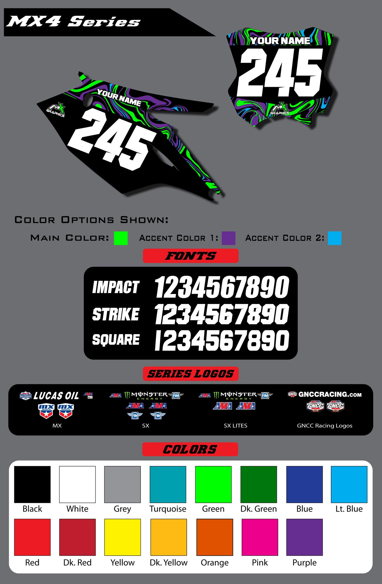 Kawasaki MX4 Backgrounds