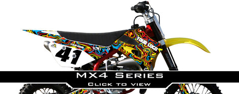 Cobra MX4 Graphic Kit