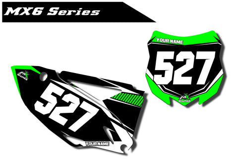 Kawasaki MX6 Backgrounds
