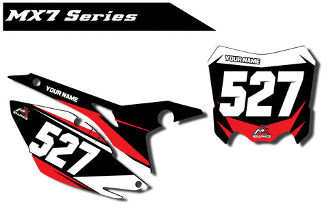 Honda MX7 Backgrounds