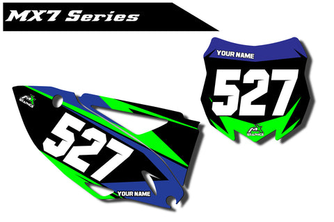 Kawasaki MX7 Backgrounds