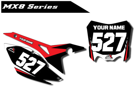 Honda MX8 Backgrounds