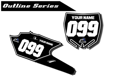 Yamaha Outline Series Backgrounds
