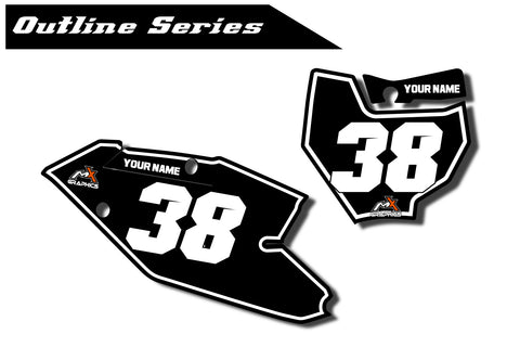 KTM Outline Series Backgrounds