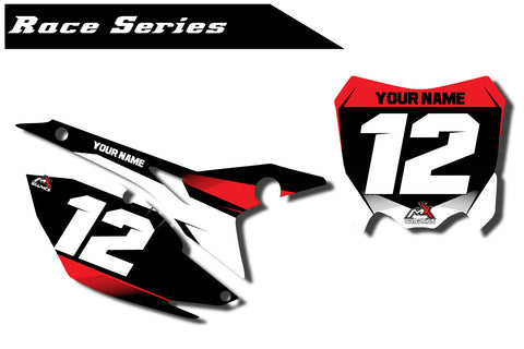 Honda Race Series Backgrounds