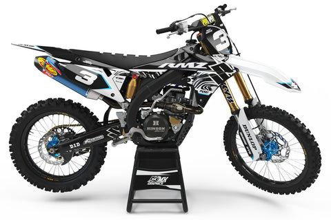 Suzuki MX 19 Graphic Kit