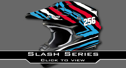 Slash Series Helmet Wrap