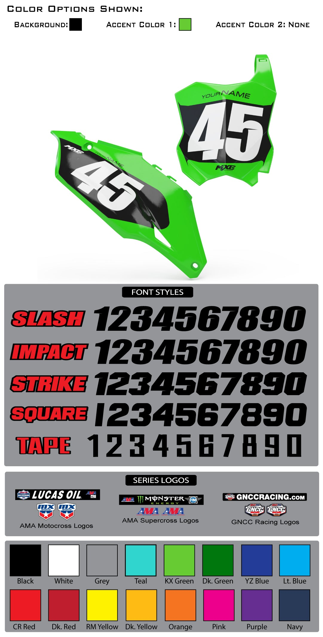 Kawasaki Stock Series Backgrounds