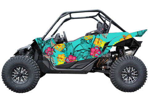 Yamaha YXZ 1000r Tropical Wrap
