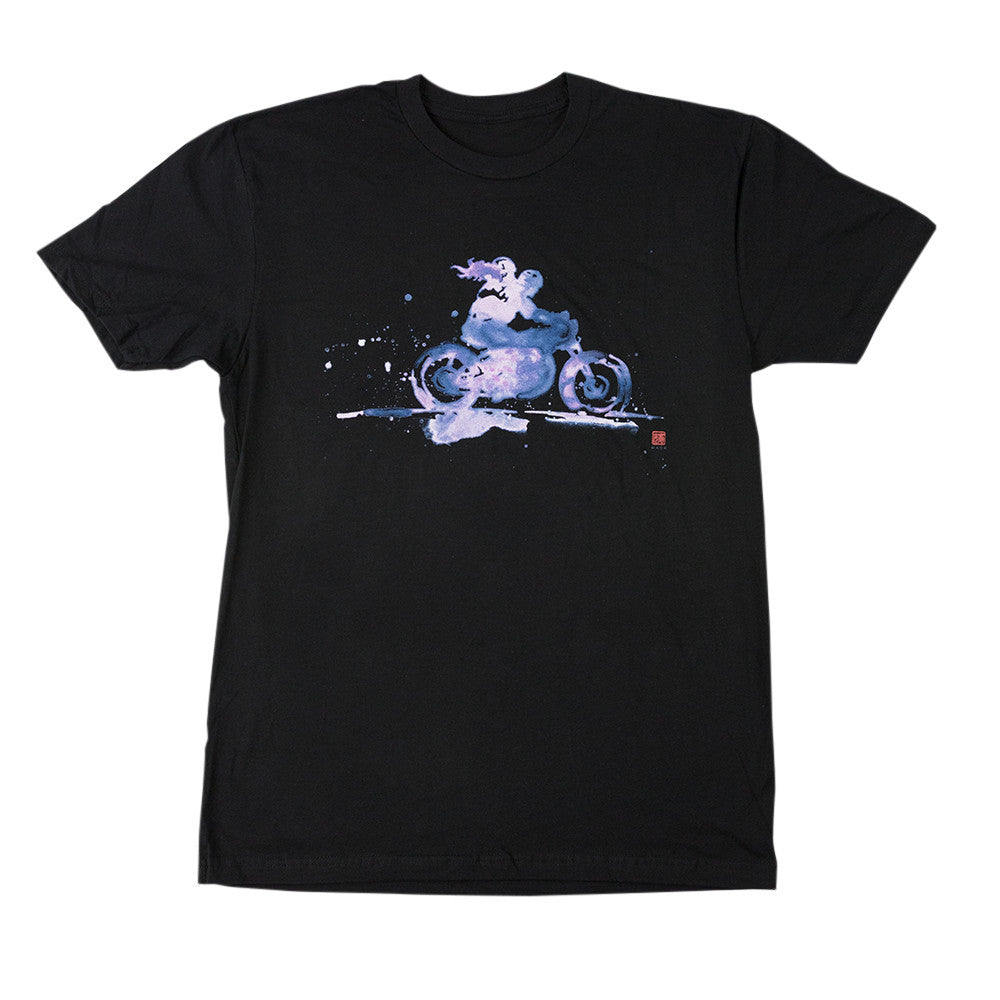 Vincent Black Lightning Unisex Tee