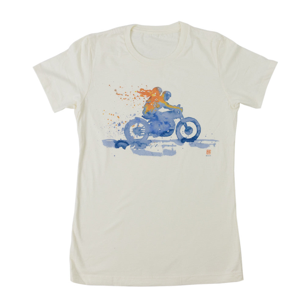 Vincent Natural Lightning Women's Tee