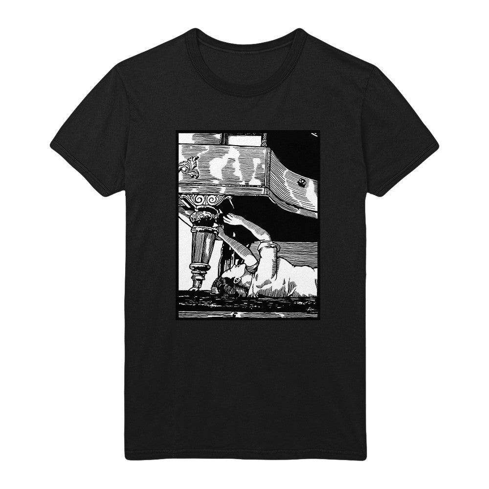 Fix Your Own Shit! Unisex CLEAN Tee (in Black)