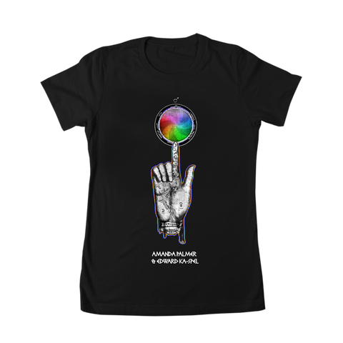 I Can Spin A Rainbow T-shirt - Women's
