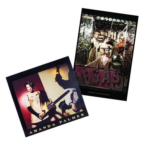 AFP Poster Bundle #1 - Chainsaw + Vegas