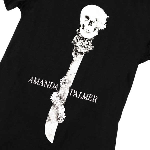 There Will Be No Intermission Tour Tee Slim Fit Amanda