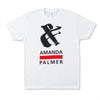 AFP Ampersand White Tee