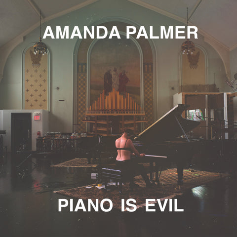 Piano Is Evil - Digital Download