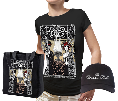 The Dresden Dolls - Women's Bundle