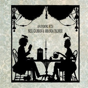 An Evening With Amanda Palmer & Neil Gaiman Vinyl