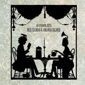 An Evening With Amanda Palmer & Neil Gaiman CD