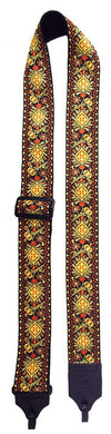 Banjo Strap - LM Products - Retro style Banjo strap. Made in USA
