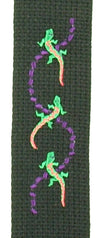 Guitar Strap by LM Products - Embroidered Guitar Straps by LM Products