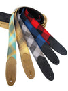 Cabin Fever - Flannel Guitar Straps