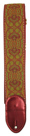 Guitar Strap by LM Products - Guitar Strap by LM Products - Retro Style Pattern