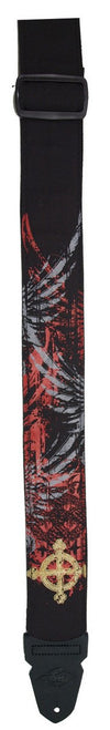 Guitar Straps - LM Products - Grunge - Guitar strap - LM Products - Made In USA - Leather